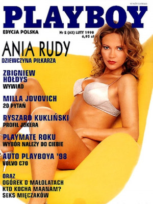 Playboy Poland - Feb 1998