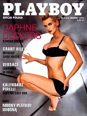 Playboy Poland - March 1998