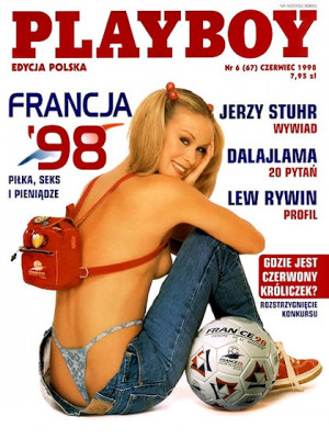 Playboy Poland - June 1998