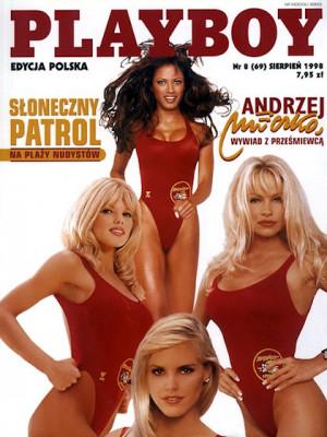 Playboy Poland - August 1998