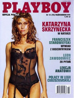 Playboy Poland - Oct 1998