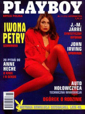 Playboy Poland - Nov 1998