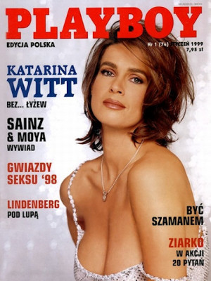 Playboy Poland - Jan 1999
