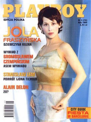 Playboy Poland - May 1999