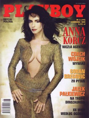 Playboy Poland - June 1999