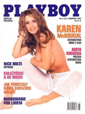 Playboy Poland - August 1999