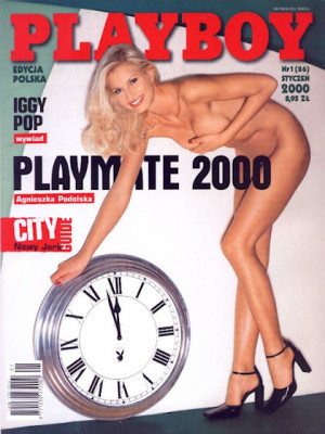 Playboy Poland - Jan 2000