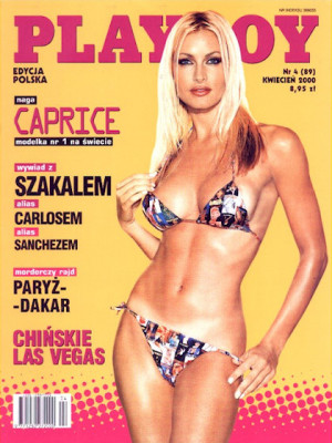 Playboy Poland - April 2000