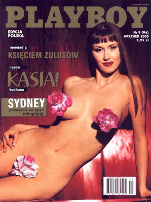 Playboy Poland - Sep 2000