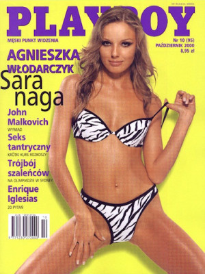 Playboy Poland - Oct 2000