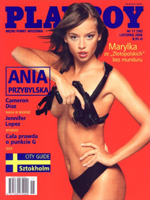 Playboy Poland - Nov 2000