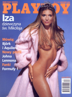 Playboy Poland - Dec 2000