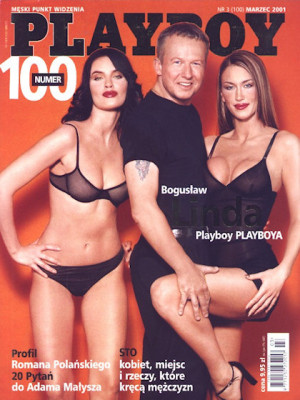 Playboy Poland - March 2001