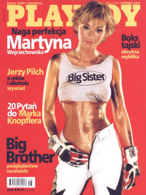 Playboy Poland - June 2001