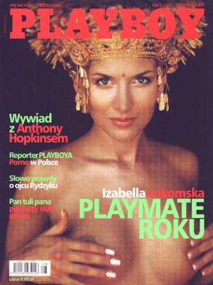 Playboy Poland - August 2001