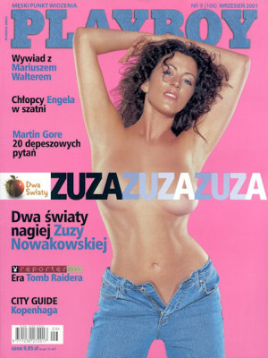 Playboy Poland - Sep 2001