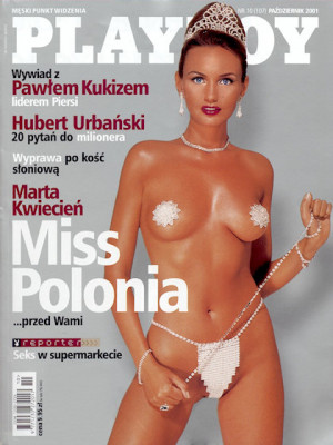 Playboy Poland - Oct 2001