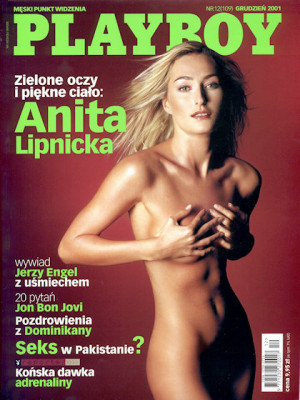 Playboy Poland - Dec 2001