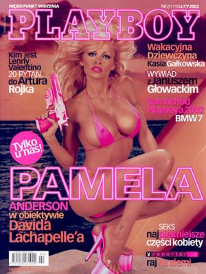 Playboy Poland - Feb 2002