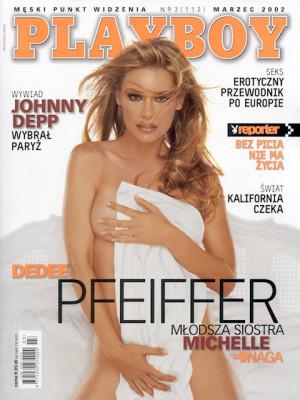 Playboy Poland - March 2002