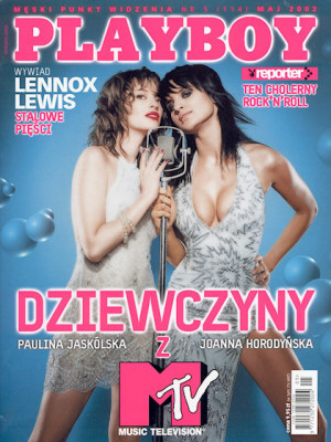 Playboy Poland - May 2002