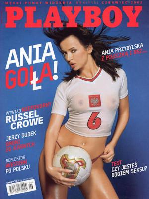 Playboy Poland - June 2002