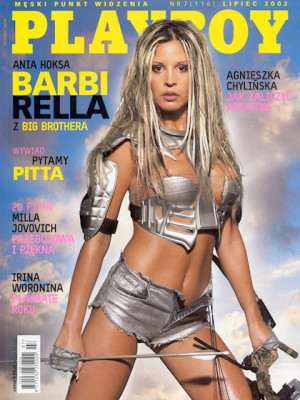 Playboy Poland - July 2002