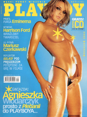 Playboy Poland - Sep 2002