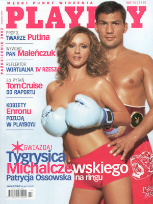 Playboy Poland - Oct 2002
