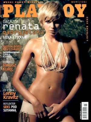 Playboy Poland - Nov 2002