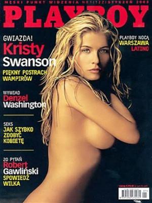 Playboy Poland - Jan 2003