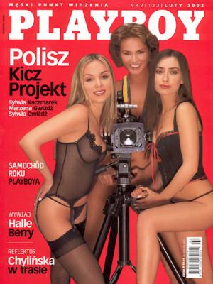 Playboy Poland - Feb 2003