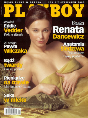 Playboy Poland - April 2003