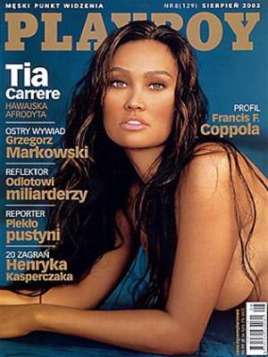 Playboy Poland - August 2003