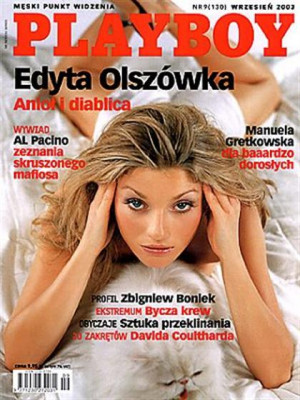Playboy Poland - Sep 2003