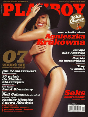 Playboy Poland - Dec 2003