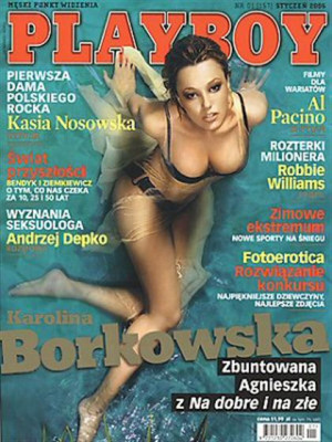 Playboy Poland - Jan 2006