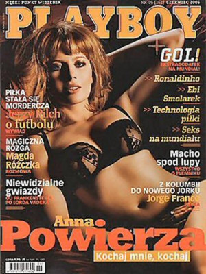 Playboy Poland - June 2006