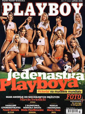 Playboy Poland - July 2006