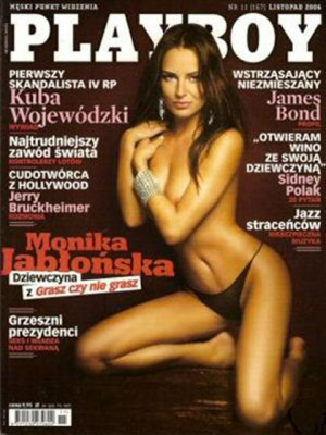 Playboy Poland - Nov 2006