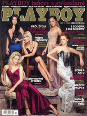 Playboy Poland - Dec 2006