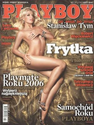 Playboy Poland - Feb 2007