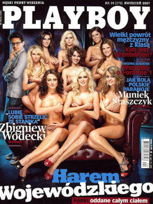 Playboy Poland - April 2007