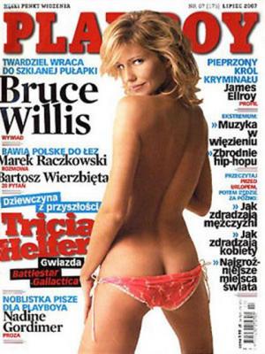 Playboy Poland - July 2007