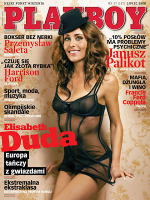 Playboy Poland - July 2008