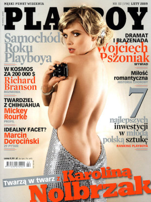 Playboy Poland - Feb 2009