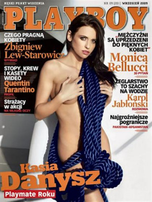 Playboy Poland - Sep 2009
