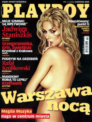 Playboy Poland - Nov 2009