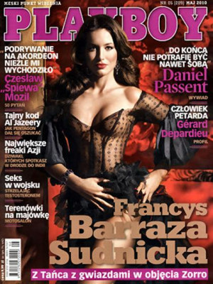 Playboy Poland - May 2010