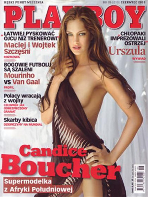 Playboy Poland - June 2010